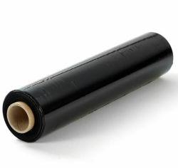 Käsikiristekalvo 450mmx300m 20my musta