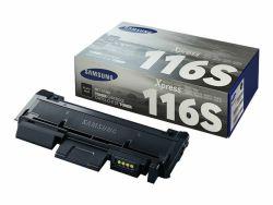 Laserkasetti 116, Musta