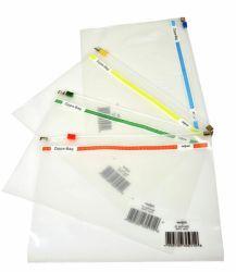 Vetoketjutasku Zippa Bag A5, värilajitelma, 25 kpl/pakkaus