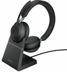 Kuuloke Evolve 2 65 MS lataustelakalla