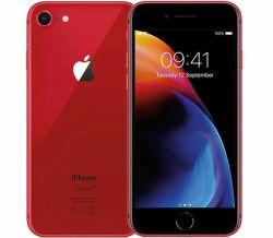 iPhone 8 64Gb Red  tehdashuollettu puhelin