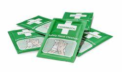 Käsienpuhdistuspyyhe yksittäin pakattu, 600 kpl/ltk