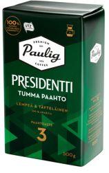Kahvi  Presidentti Tumma paahto 500 g