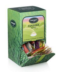 Teelajitelmapakkaus Fantasia 100 pussia, 16 eri makua