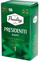 Kahvi  Presidentti 500 g
