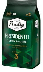 Papukahvi Presidentti tumma paahto 1 kg