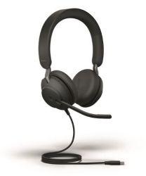 Kuuloke Evolve2 40 MS Stereo USB-C