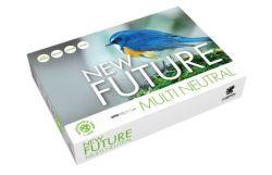Kopiopaperi New Future Multi Neutral A4 80g 100% hiilineutraali