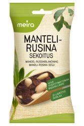 Manteli-rusinasekoitus 120 g