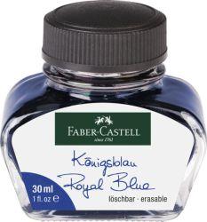 Mustepullo sininen, 30 ml lasipullossa