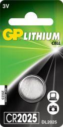 Litiumparisto CR2025-C1