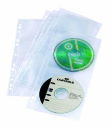 Kansiotasku CD/DVD neljälle levylle