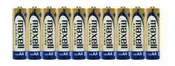 LR06/AA alkaliparisto 10kpl blisterpakkaus