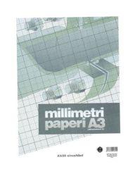 Millimetrilehtiö A3