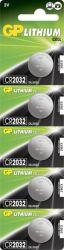 Litiumparisto  CR 2032-C1 5 kpl/pkt