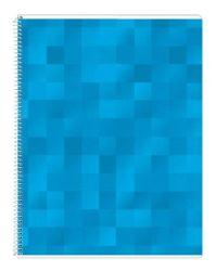 Kierrevihko A5 sininen 7x7 mm ruudut 60 sivua