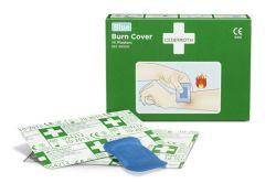 Palovammalaastari Burn Cover sininen, 10 kpl/ras