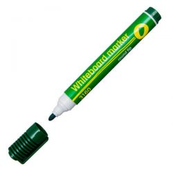 Valkotaulukynä 3 mm pyöreä vihreä