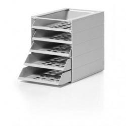 Vetolaatikosto Idealbox Basic 5 lokeroa C4