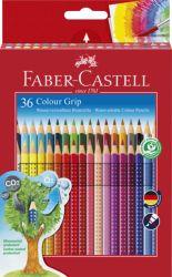 Värikynä Colour Grip, 36 kpl/sarja