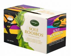 Pussitee Sole Rooibos 20 pussia