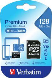 Muistikortti Micro SDXC 128GB