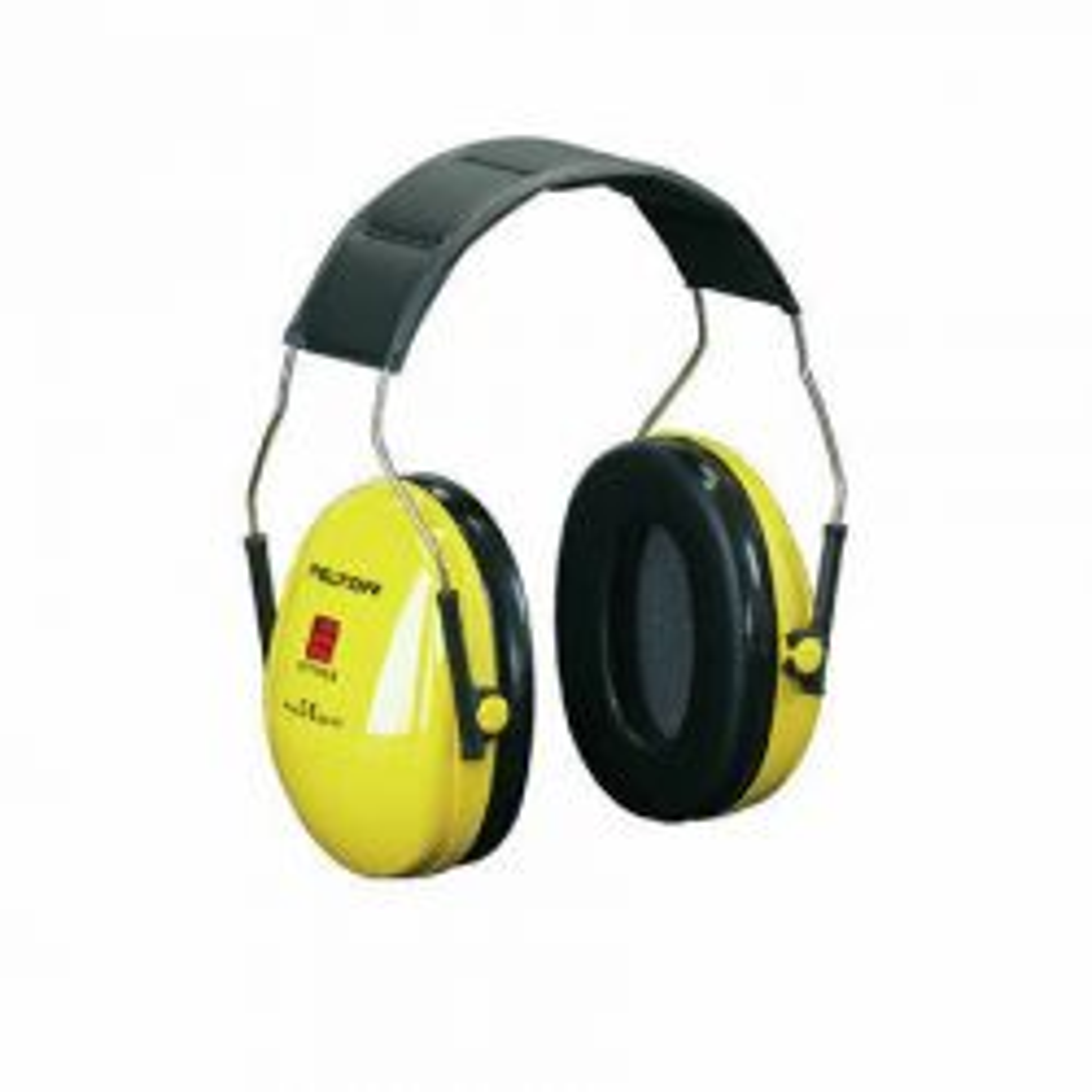 Kuulosuojain Optime1 keltainen