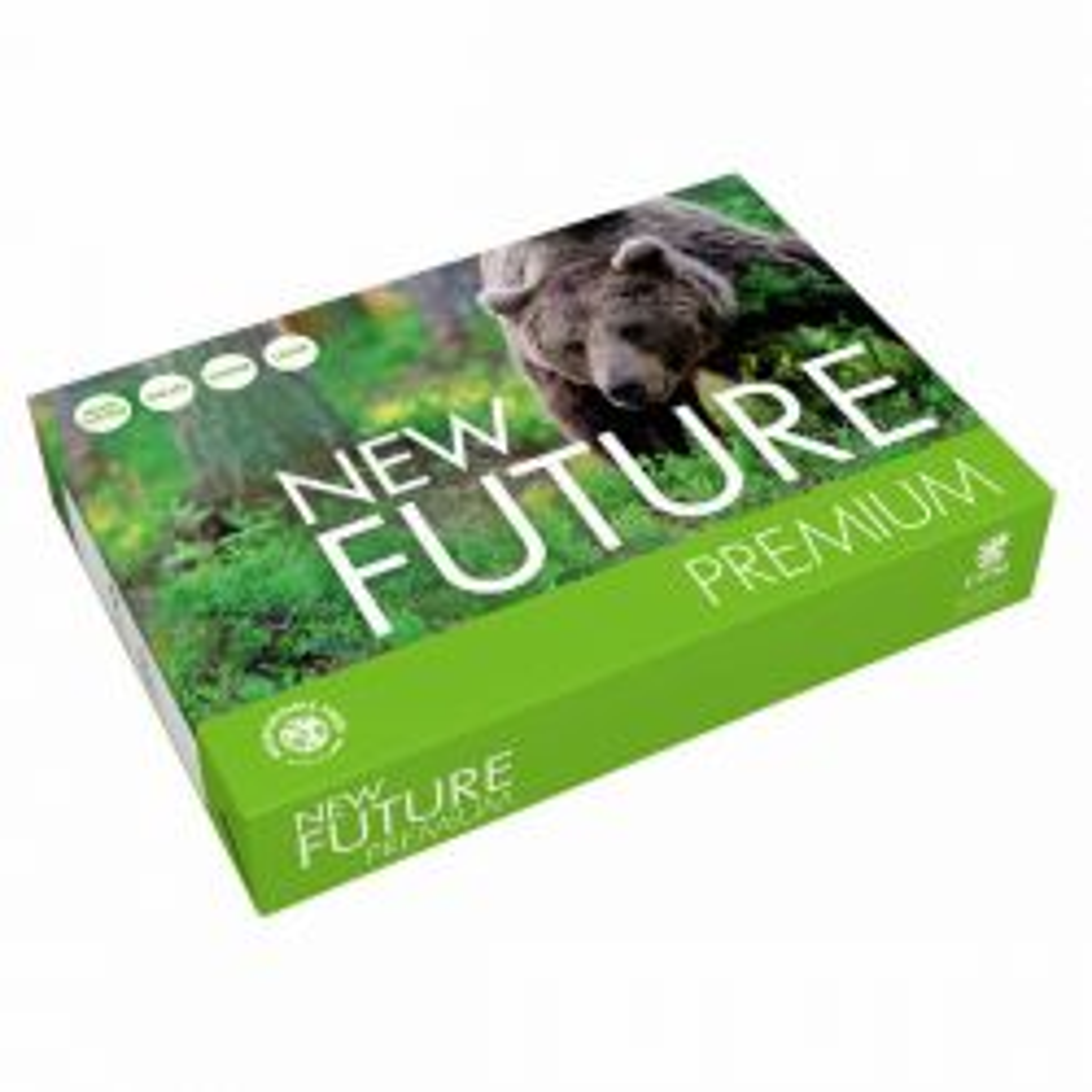 Kopiopaperi New Future Premium A4 80g