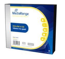 Tietolevy DVD+RW 4,7GB 4x 120min