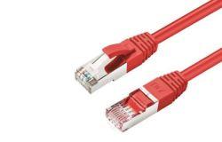 Verkkokaapeli S/FTP CAT6 0,5m