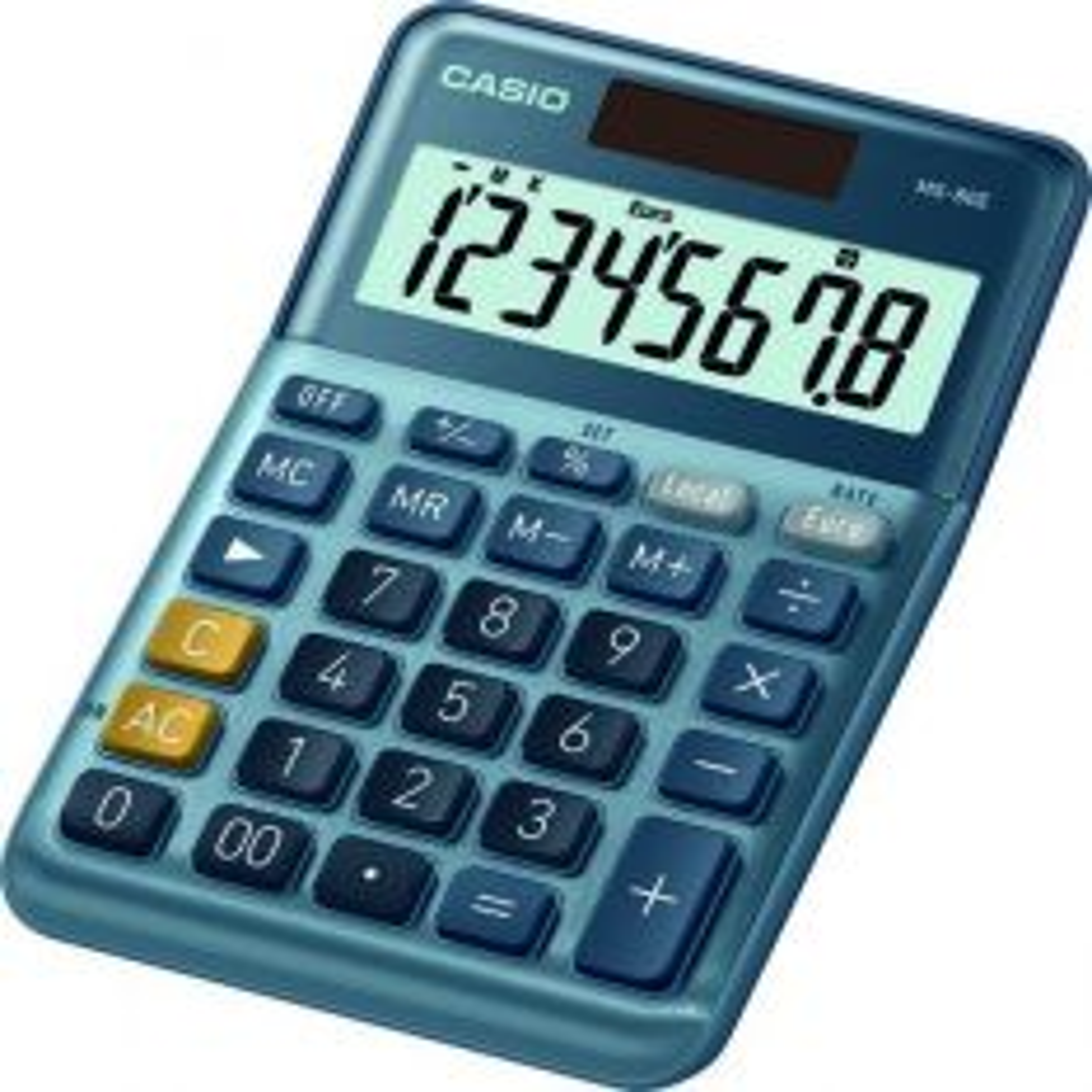 Pöytälaskin MS-80E
