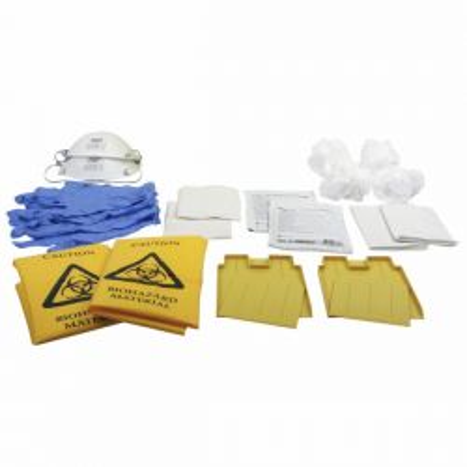 Eritetahrapakkaus Oxivir Plus Spill Kit
