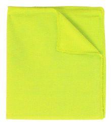 Mikrokuitupyyhe 2010 keltainen 32x36cm