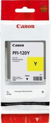 Mustepatruuna PFI-120Y 130ml