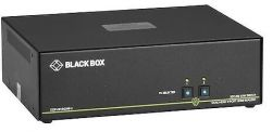 Black Box Secure 2-Port KVM Switch NIAP 3.0 HDMI