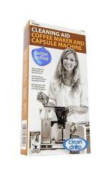 Clean Drop kahvinkeittimen puhdistusaine 5 pussia/pakkaus
