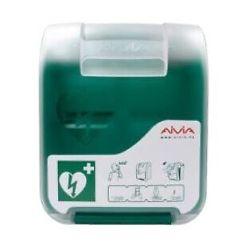 Aivia IN defibrillaattorikaappi  hälytyksellä