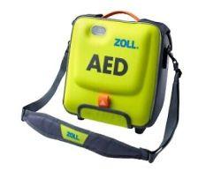 AED3 defibrilaattorin laukku