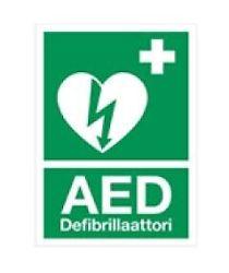 AED opastetarrapakkau