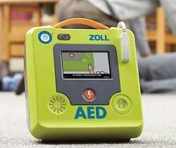 AED3 defibrillaattori laitepaketti