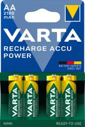 Akku  Recharge Accu Power 4 x AA