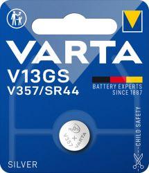 Alkaliparisto Electronic paristo 4176, V13 GS SR 44 V357 1,55V