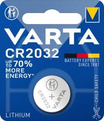 Alkaliparisto Electronic paristo, CR 2032 3V litium