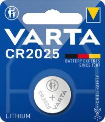 Alkaliparisto Electronic litiumparisto CR 2025 3V