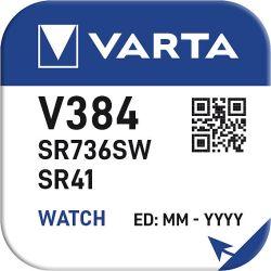 Alkaliparisto Electronic V384 LR41