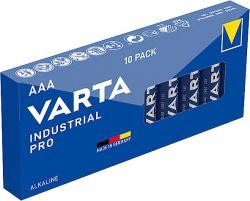 Alkaliparisto Industrial, AAA LR03 1,5V 10 kpl/pkt