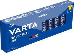 Alkaliparisto Industrial, AA LR6 1,5V 10 kpl/pkt