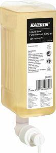 Nestesaippua Liquid soap pure neutral 1000ml 6 kpl/ltk